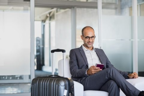 How far can tech steer business traveller behaviour and safety?